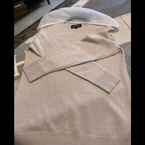 Todd and Duncan yarn crew neck cashmere sweater